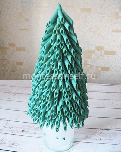 Рождестволық ағаш кептірді
