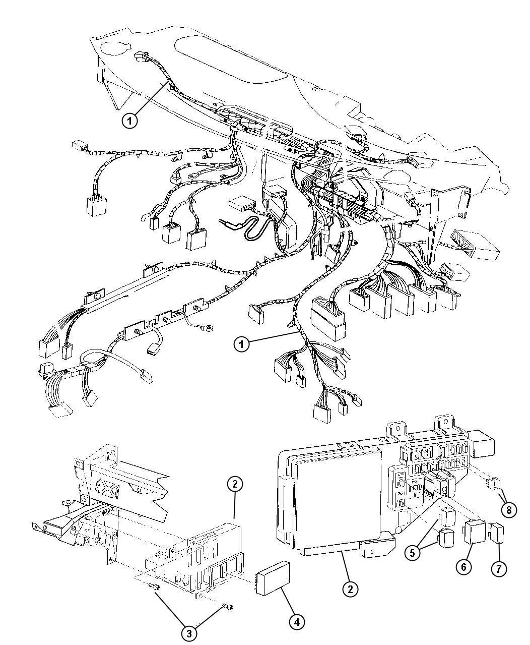 Timing belt on 2004 chrysler concorde factory wiring diagrams