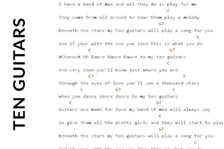 I Will Always Love You Guitar Chords Michael Johnson Bradva