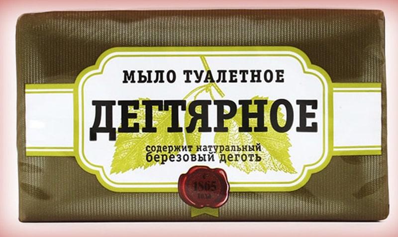 Degtyar σαπούνι Nevskaya Καλλυντικά