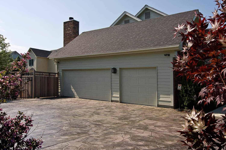 Outdoor Kitchen Garage Design Pictures