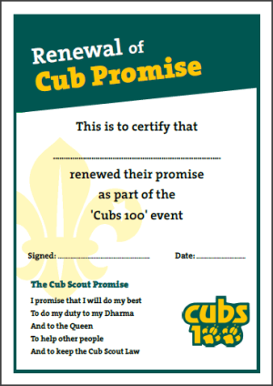 Cubs 100 Mossy Resources