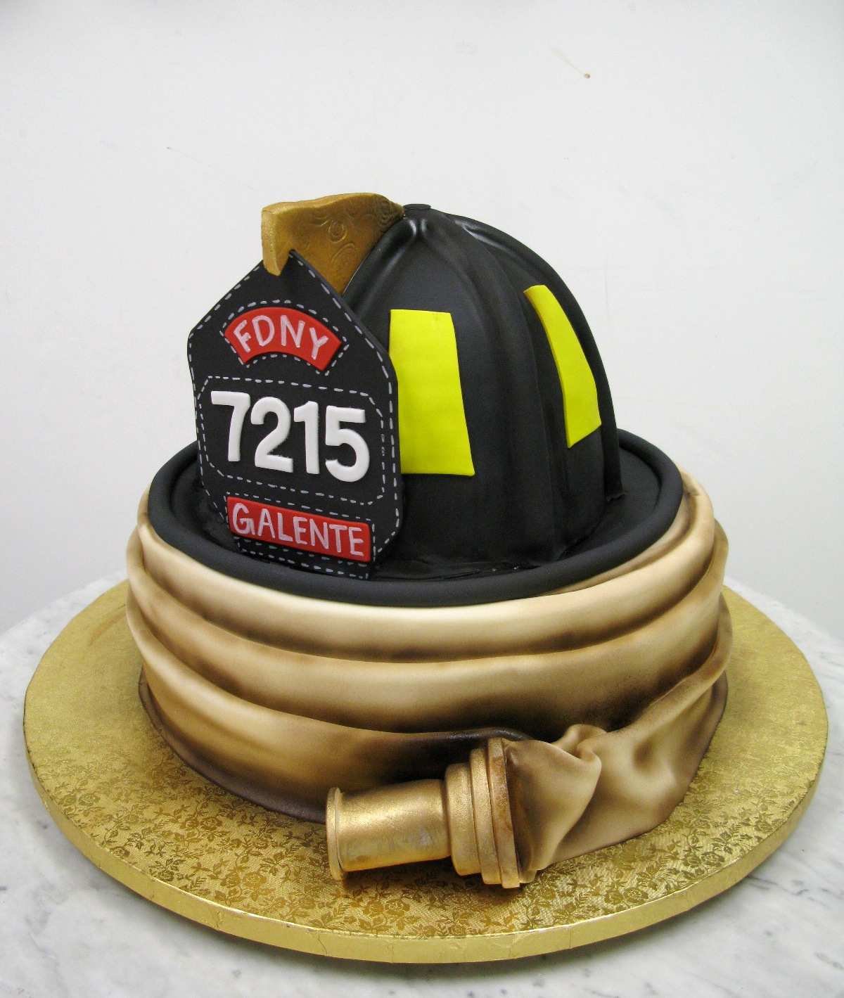 Fireman Helmet And Hat Mother Mousse