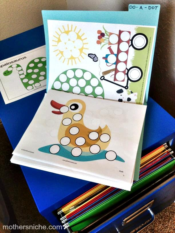 Do a Dot Printables for Your Toddler  Over 200  free printable do a dot worksheets