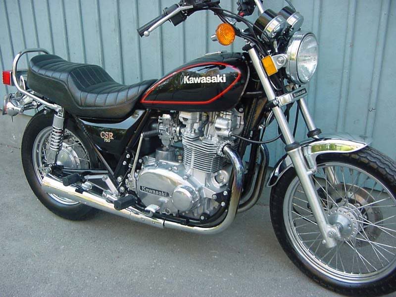 1982 Wiring Diagram Kawasaki K Z Ltd 750