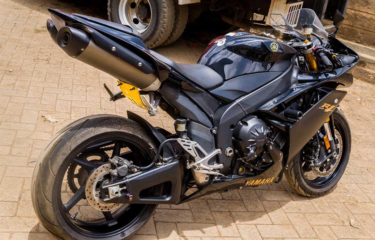 2011 Yamaha R6 Oil Capacity