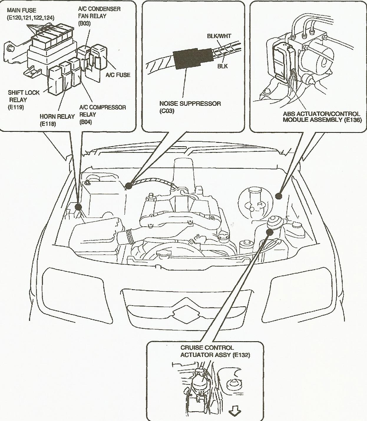 Suzuki xl7 serpentine belt diagram as well 2005 suzuki xl7 fuse box diagram besides 2000 suzuki