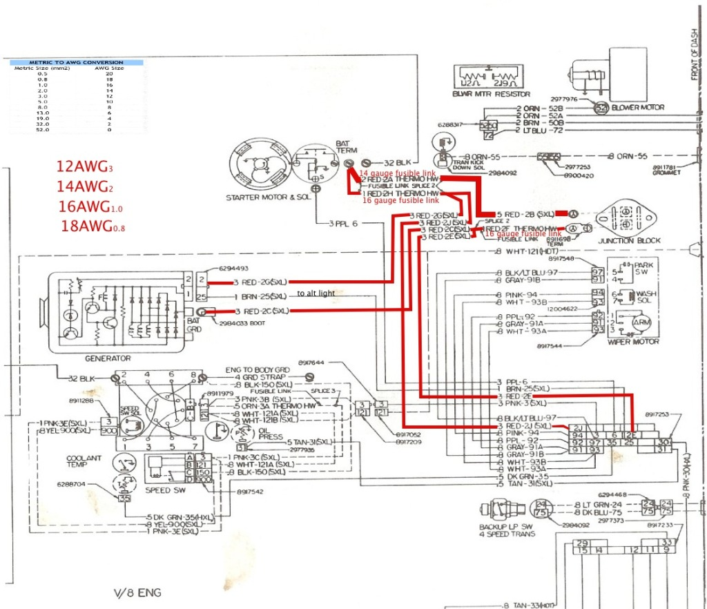 1981 Gmc Fuse Box Diagram Wiring Library For Truck