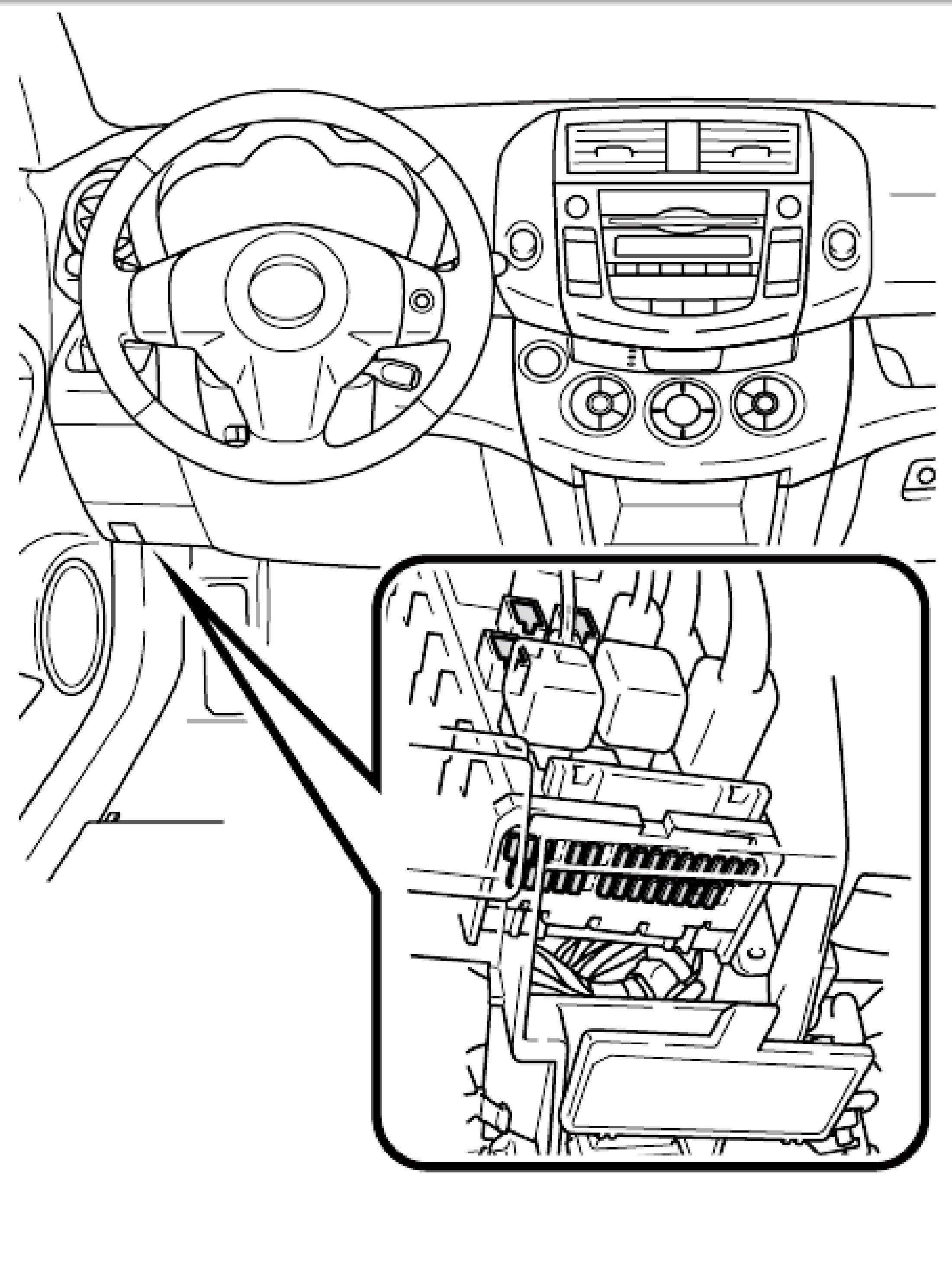 1998 toyota rav4 fuse box toyota wiring diagrams instructions rh free freeautoresponder co 1999 ford ranger