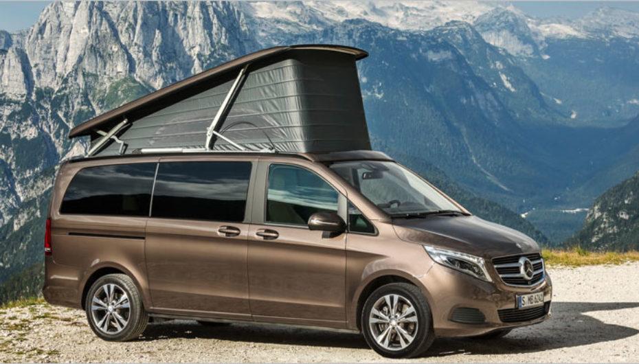 2017 Mercedes-Benz Viano Marco Polo พร้อมทัพรถบ้านสุดหรู