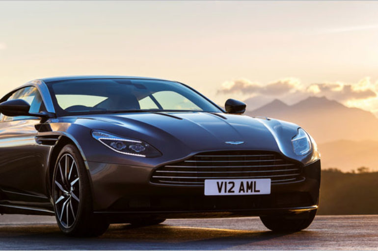 Aston Martin DB11 รับรางวัล T3 Design of the Year Award
