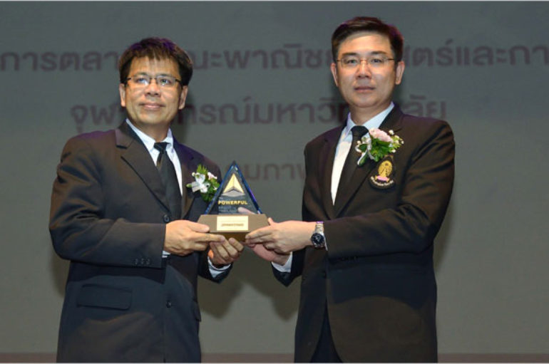 Bridgestone คว้ารางวัล Most Powerful Brand of Thailand 2016