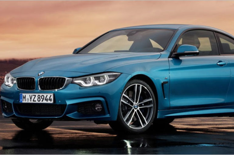 BMW ปรับโฉม 2018 4-Series Coupe, Gran Coupe และ Convertible