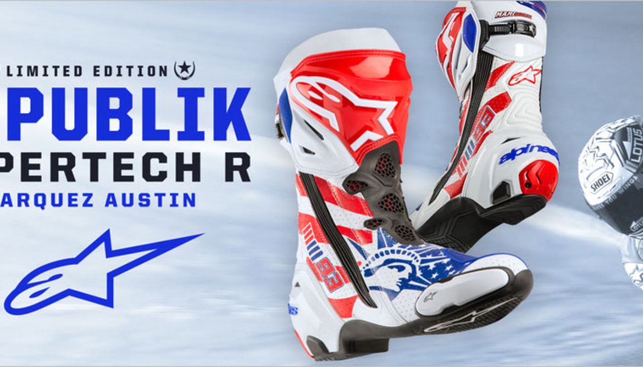 Alpinestars Supertech R Republik Limited Edition รุ่นฉลองชัย