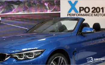 Performance Motors Xpo 2017 เปิดตัว 430i M และ 430i Convertible M