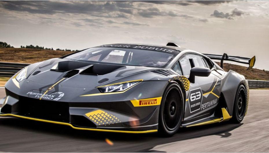 Hasil gambar untuk Lamborghini Huracan Super Trofeo Evo