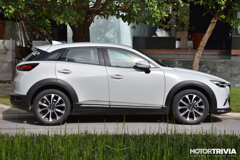 mazda cx 3 motortrivia. Black Bedroom Furniture Sets. Home Design Ideas