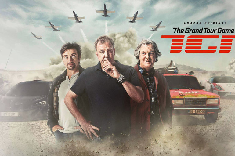 Amazon Game Studios เปิดตัวเกม The Grand Tour Game