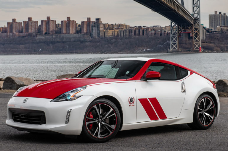 2020 Nissan 370Z 50th Anniversary Edition ตกแต่งฉลอง 50 ปี Z-car