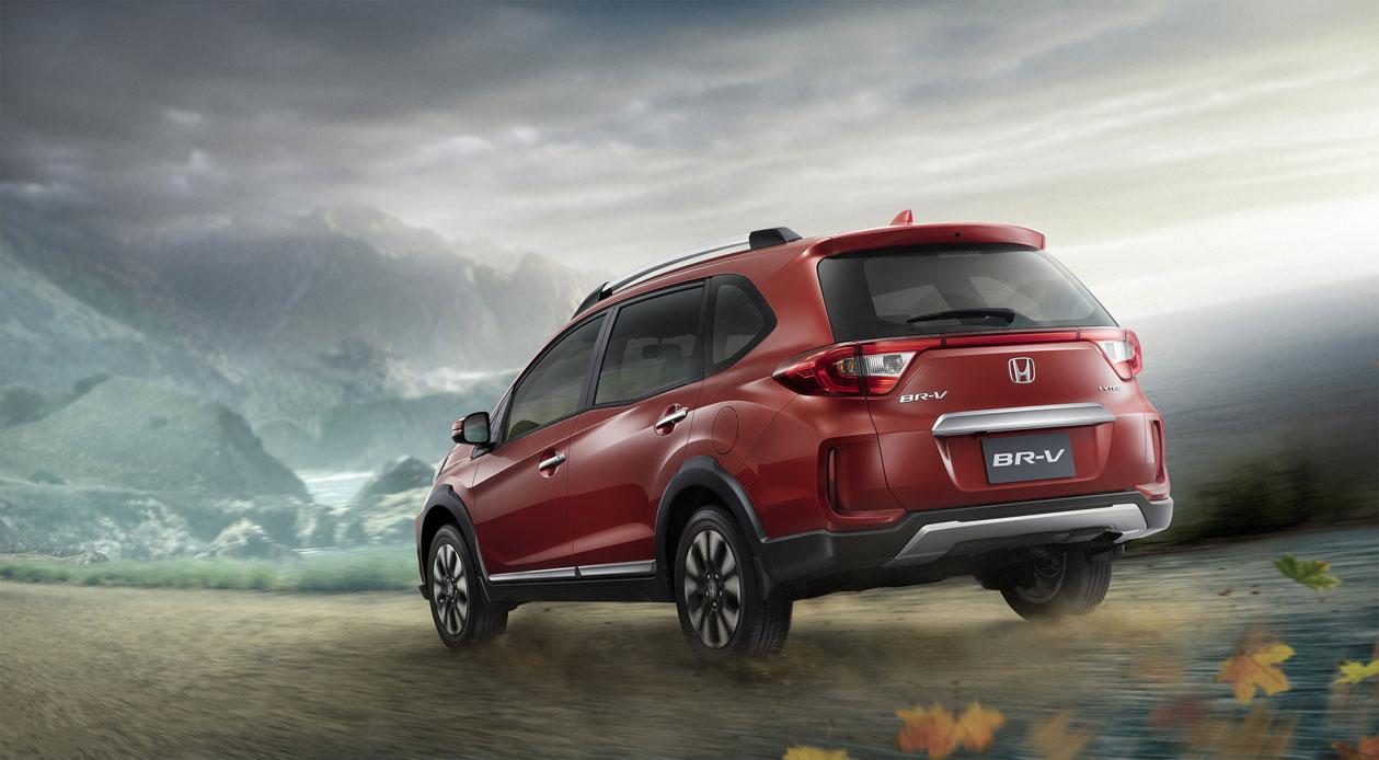 Honda ประเทศไทย เปิดตัว Honda BR-V รุ่นปรับปรุงใหม่ ...