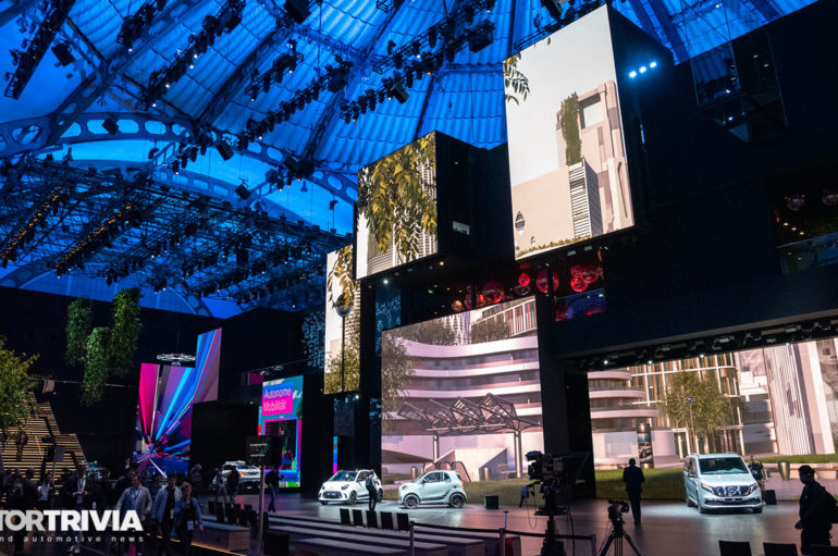 Mercedes-Benz พาชมงาน Internationale Automobil-Ausstellung 2019 (1)