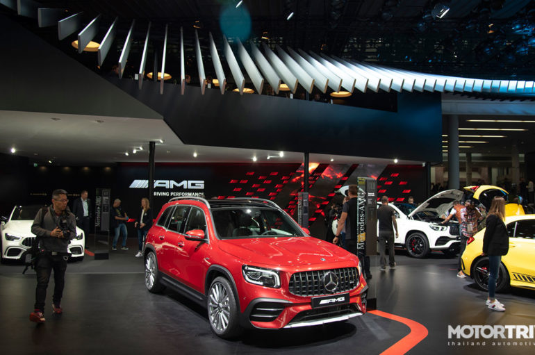 Mercedes-Benz พาชมงาน Internationale Automobil-Ausstellung 2019 (2)