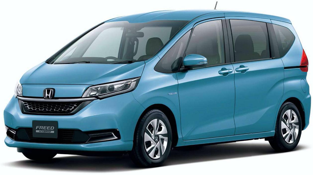 2020 Honda Freed ปรับโฉม เตรียมเปิดตัวใน 2019 Tokyo Motor Show - motortrivia