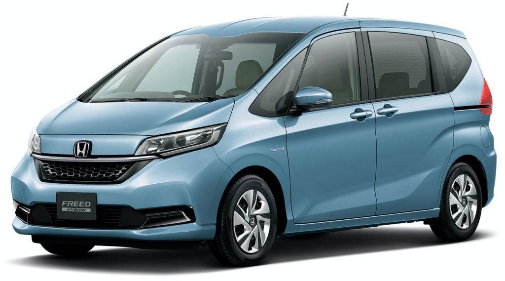 2020 Honda Freed ปรับโฉม เตรียมเปิดตัวใน 2019 Tokyo Motor ...