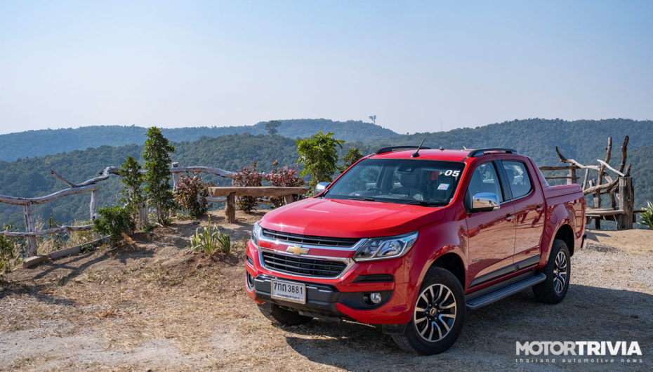 Chevrolet Colorado Jungle Drive Experience