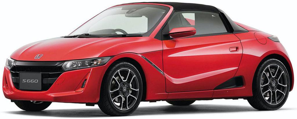 2020 Honda S660 เปิดตัวที่ Tokyo Auto Salon - motortrivia
