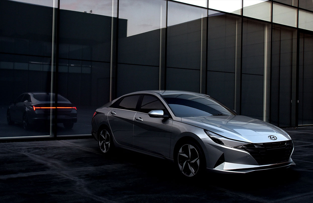 2021 Hyundai Elantra เจนเนอเรชั่น 7 กับข้อถกเถียงที่ไม่รู้ ...