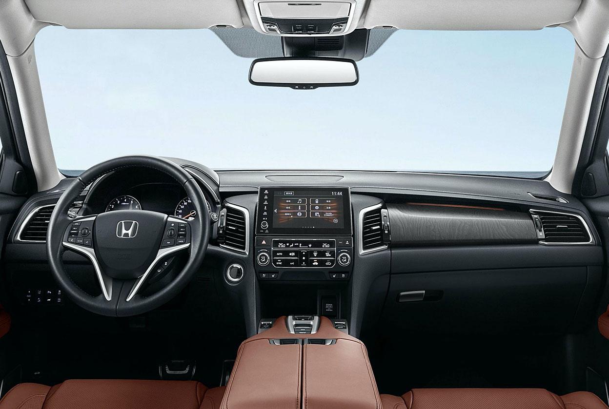 2020 Honda Avancier รุ่นปรับโฉมของ SUV รุ่นธงในจีน ...