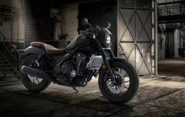 Honda Rebel 500 Bobber Supreme Edition จำกัดจำนวน