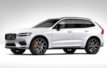 Volvo เปิดตัว XC60 T8 AWD Polestar Engineered