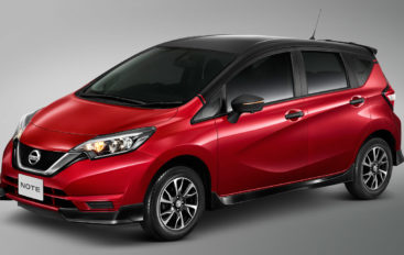Nissan เปิดตัว 2020 Nissan Note N-Sport Package