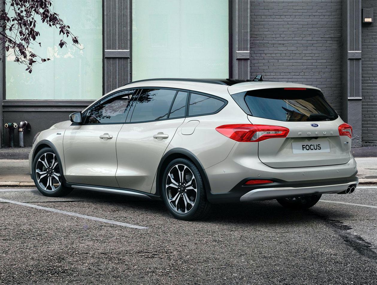 2021 ford focus เติมรุ่นพลัง mildhybrid ในตลาดยุโรป