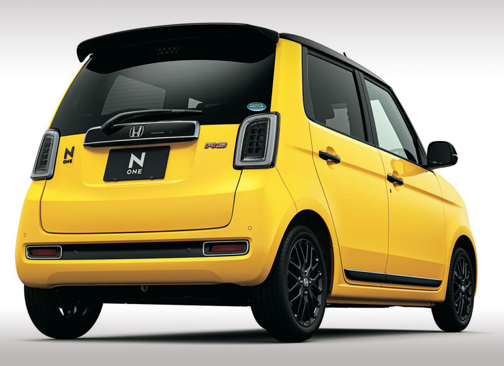 Honda N-One เจนเนอเรชั่น 2 เตรียมจำหน่ายในญี่ปุ่นปลายปี ...