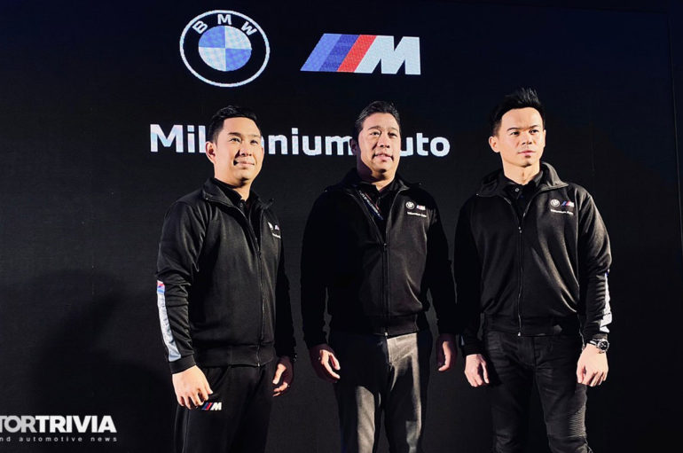 สัมผัส BMW M ในงาน M-Life District by Millennium Auto