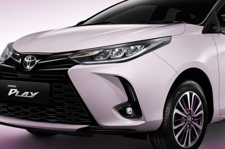 2021 Toyota Yaris / Ativ PLAY (Limited Edition) จำกัดจำนวน