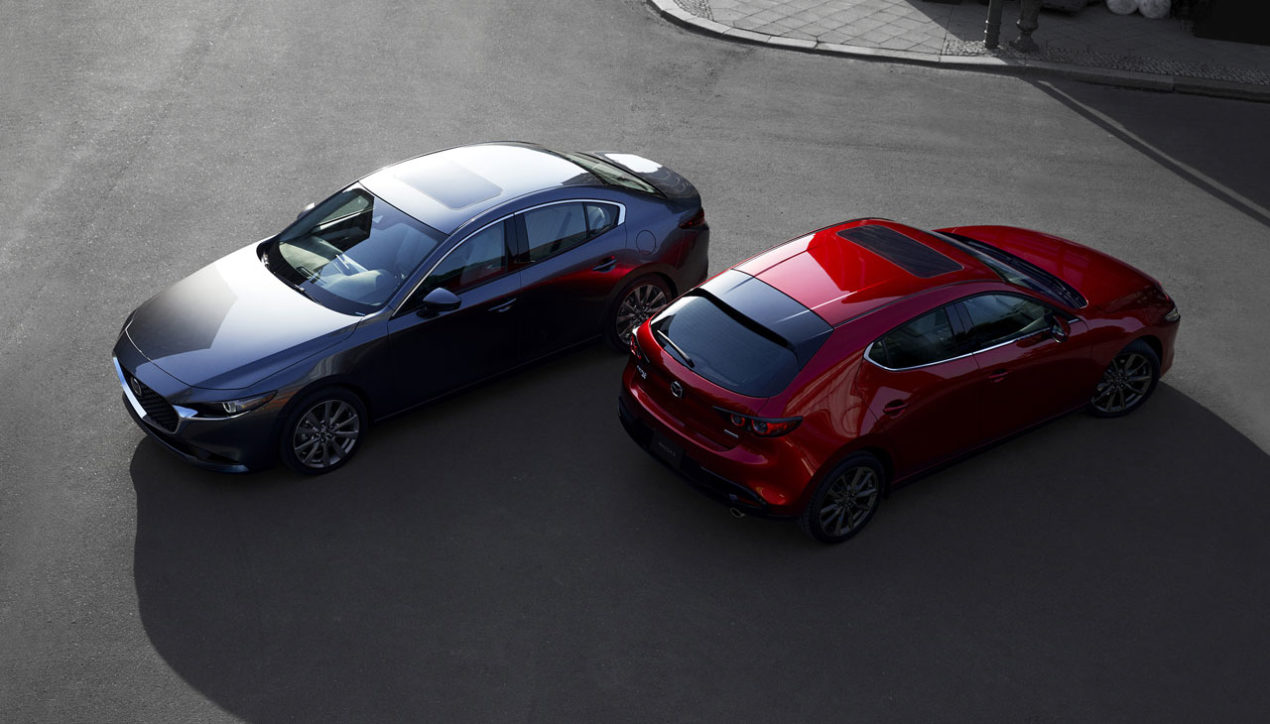Mazda 3 รับรางวัล Canadian Car of the Year 2021