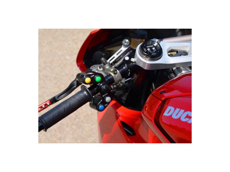 Ducabike Adjustable Clip Ons Ducati Panigale V4 All Series