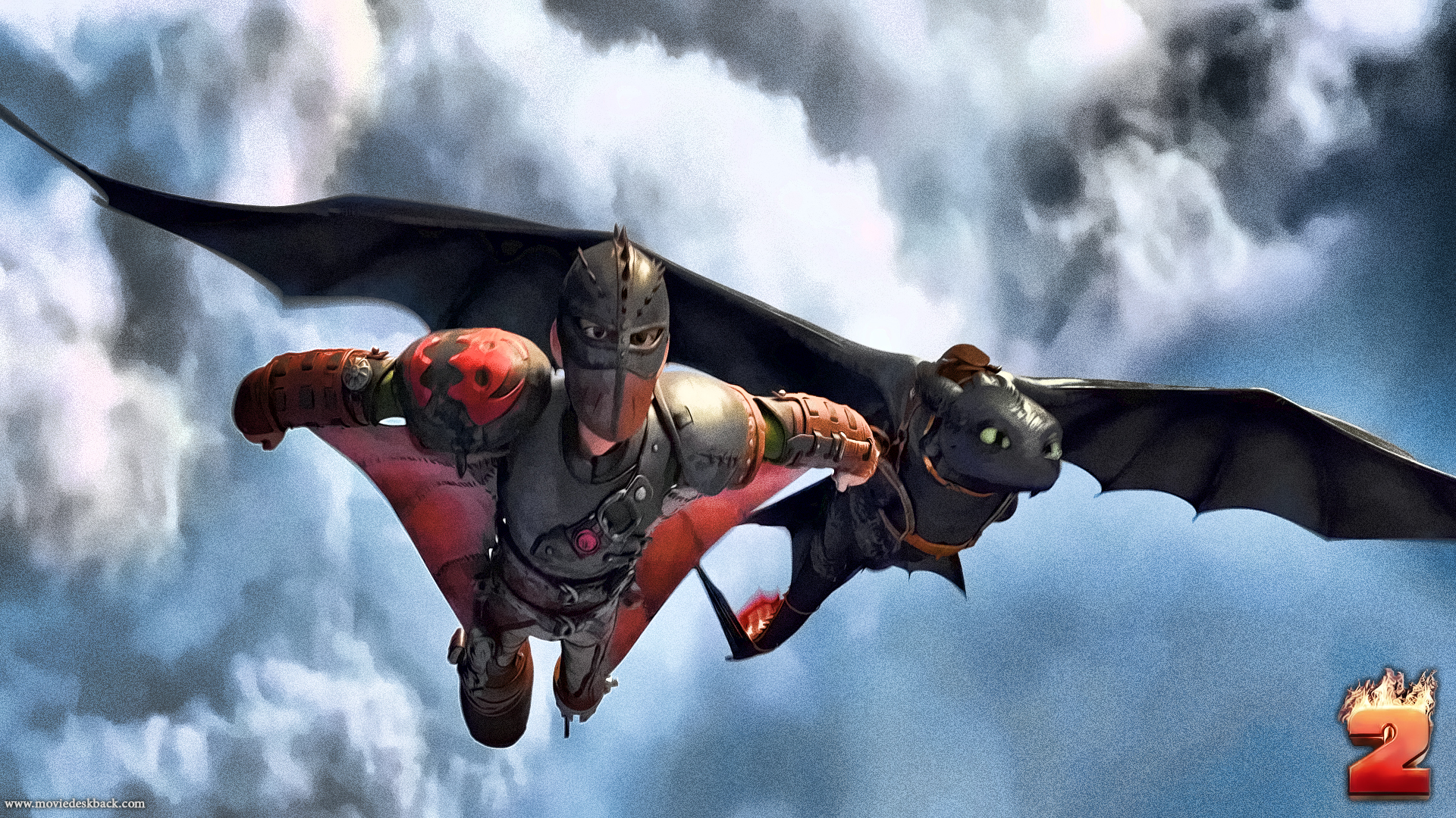 Movie Review – 'How To Train Your Dragon 2′   mxdwn Movies
