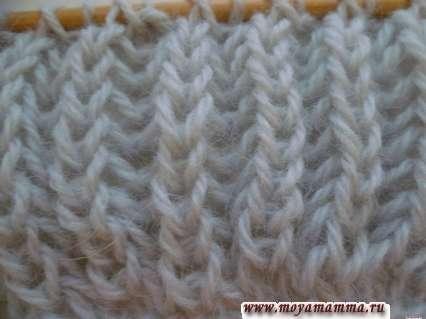 Sciarpa maglia modelli
