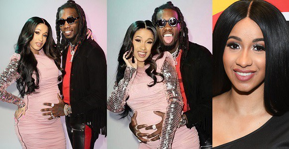 Cardi B And Offset Welcome Baby Girl With Most Interesting: Rappers, Cardi B & Offset Welcome Baby Girl!