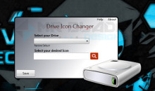 How to change Hard Disk Icon