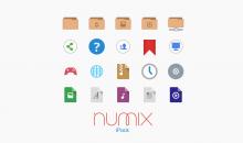 Numix iPack