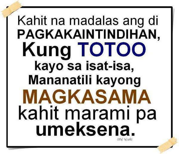 Hugot Patama Best Lines Friend Plastik