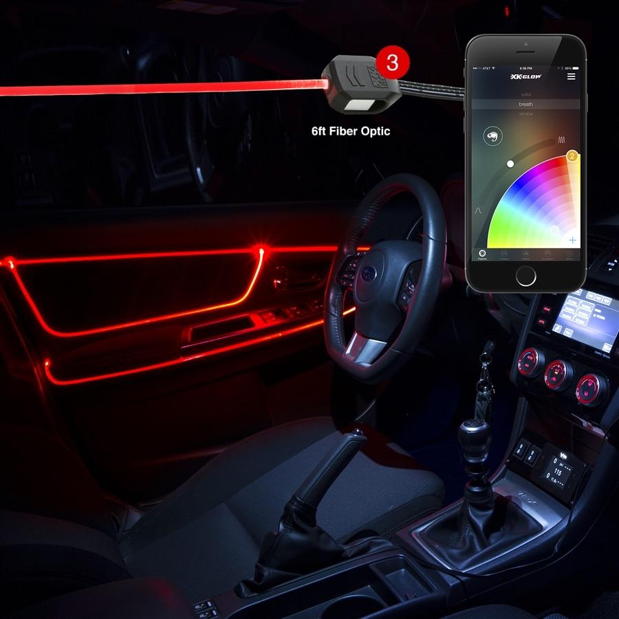 Led Car Interior Lights