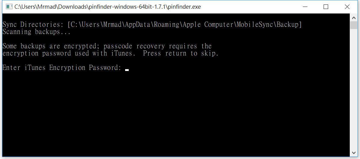 破解屏幕使用时间密码教学 win 版本 2