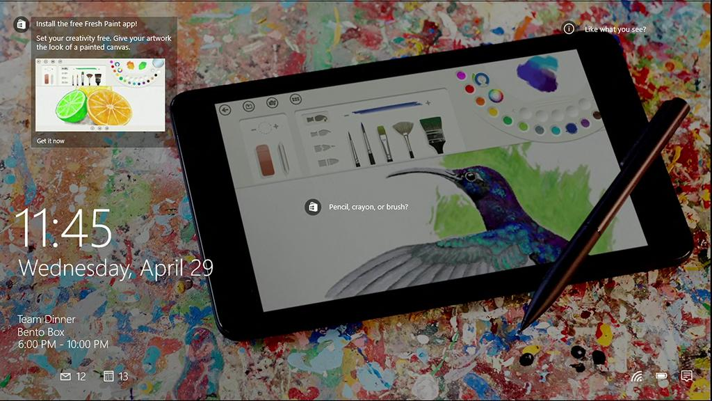 Fresh Paint App Windows